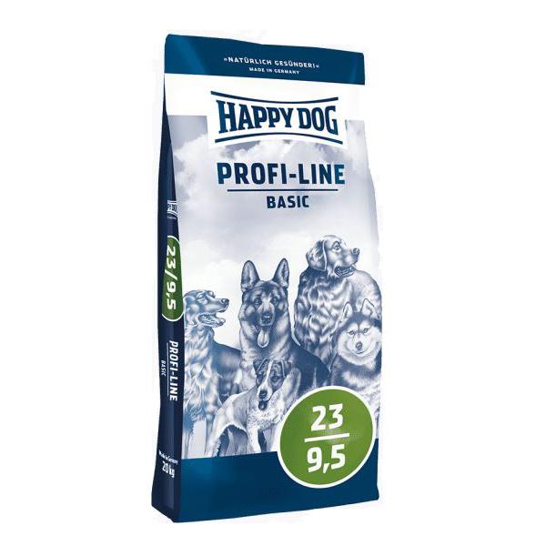 Happy Dog Profi-Line Basic, сухой корм для собак всех пород, 20 кг