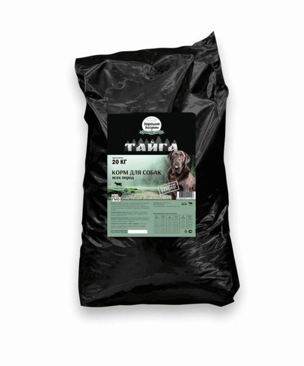 Хороший Хозяин, сухой корм для собак всех пород, 20 кг